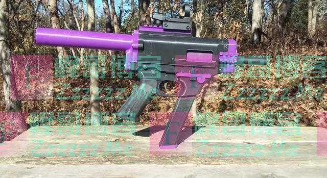 美国禁枪已不可能:图纸网上随便下载,零件几乎人人能造