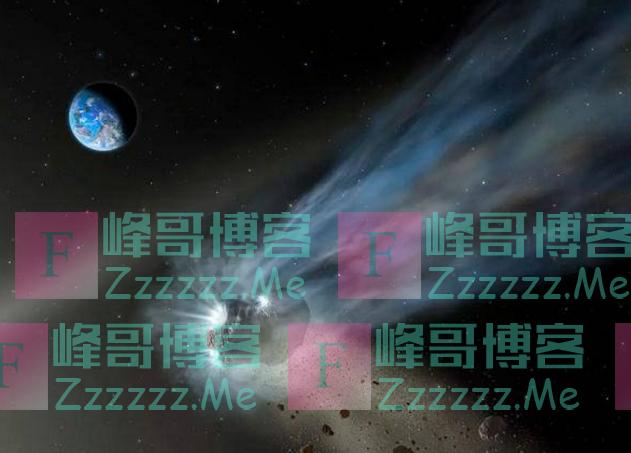 直径是地球60倍的彗星,5月份将冲向太阳系,光芒耀眼如满月