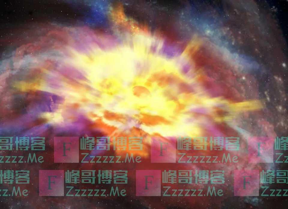 风速达13%光速!发现有史以来最强的风,距离我们才60亿光年!