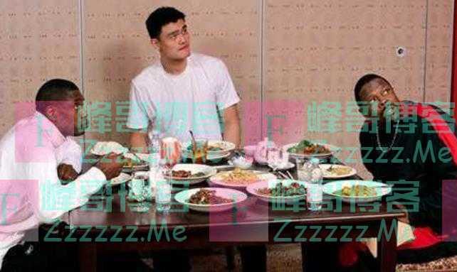 """当年姚明在美国砸几千万开的""""中式姚餐厅"""",现在怎样了?说出来你可能不信"""