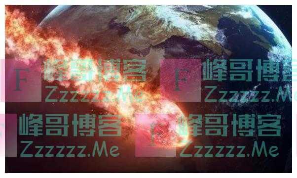 霍金预言成真?一巨大火球划过地球上空,中国将不复存在?