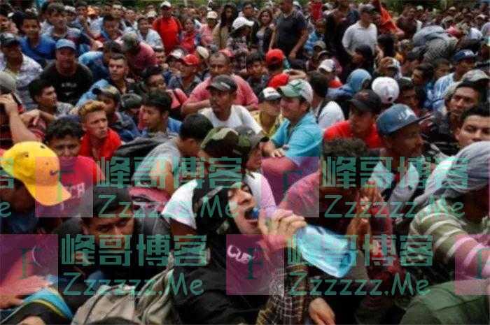 """开闸放难民""!让中国充当""接盘侠"",欧美国家简直异想天开"