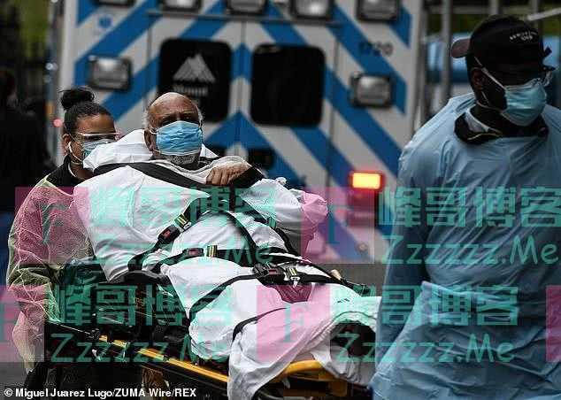 全美确诊病例正逼近100万,许多市民仍上街示威,反抗封锁令