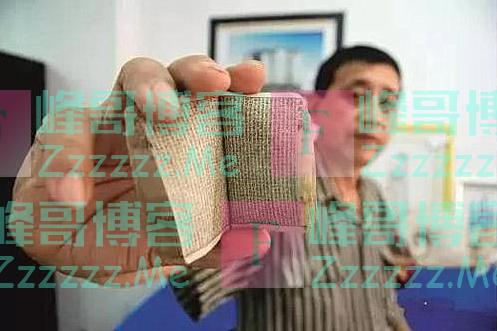浙江发现比烟盒还小古书,0.7厘米厚却有14万字,印刷技术已失传