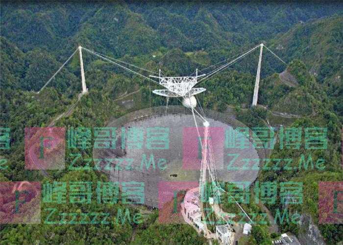 """2.5亿元打造,曾是世界上最大的""""天眼"""",现已经成为垃圾场!"""