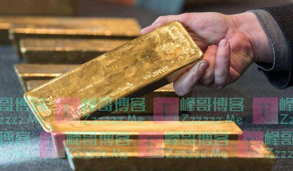 官方黄金储备前十国:美国第1、俄罗斯第5、印度第9,那中国呢?