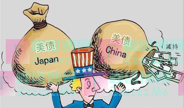中国连续3个月抛售1425亿美债,美国的盟友却购入近600亿