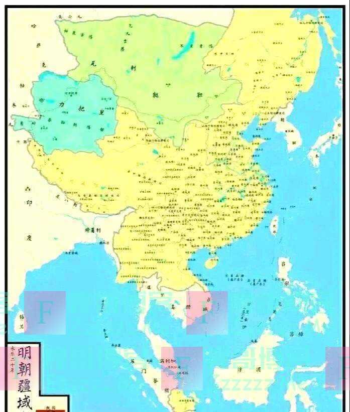 看完我国6个朝代的版图,原来,大清帝国贡献最大