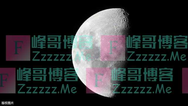 """""""月亮早已死了""""!月球发现500块大块黑色斑点 科学家收获到信息"""