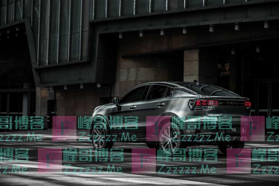 """""""后浪""""的旗开得胜 领克05上市 5款车型售17.58—21.28万"""