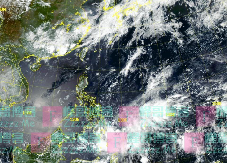 生成警报!1号新台风可能真要来了,专业机构:或已对准我国南海