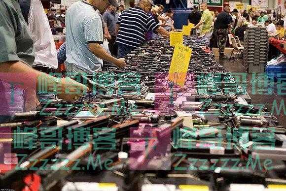 美国2亿民众拥有枪支,若爆发战争,这股力量能发挥多大优势?