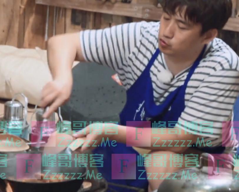 """黄磊做上海""""红烧肉""""翻车,锅中倒入1斤冰糖,网友:确定能吃?"""