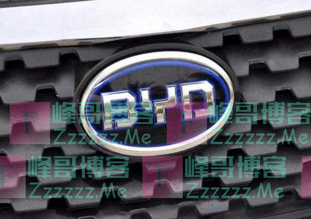 比亚迪车标太丑,看看网友设计的新车标,车友:换第四个立马提车