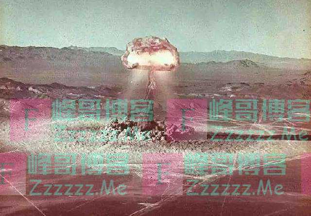 """由于计算失误,人类在1957年,造出206倍音速的""""核动力井盖"""""""