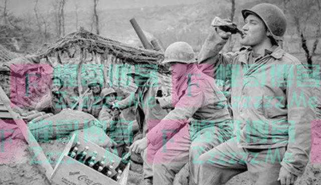 """二战美军有可乐喝,德国为""""不影响战局"""",绞尽脑汁研发了芬达"""