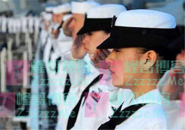 航母上为何有大量女兵?中国美女舵手引关注,不爱红装爱武装
