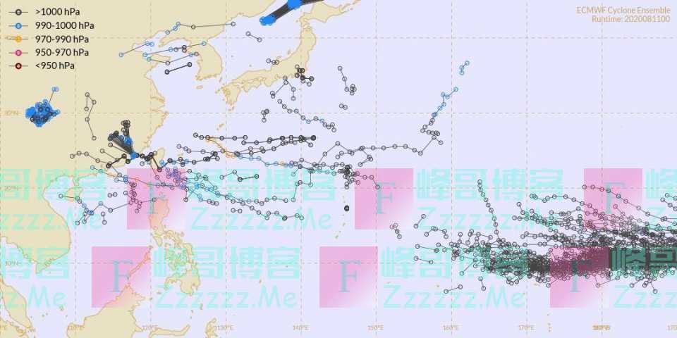 怪事?超级计算机预测图上,四川突现蓝格子,分析:是危险信号!