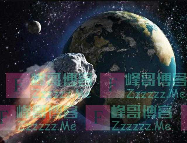 警报:9月6日小行星抵达地球轨道!速度50240km/h,存在撞击风险