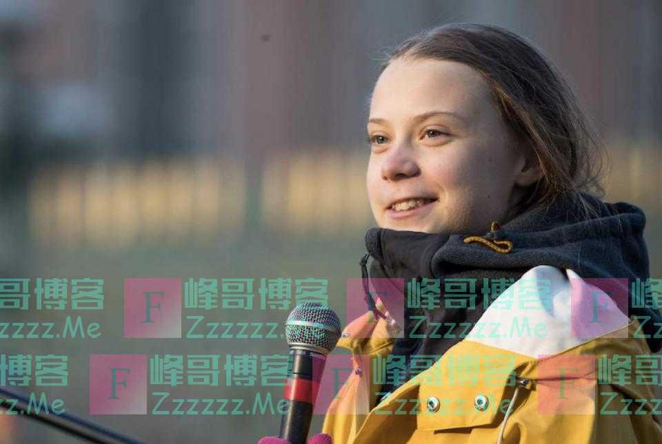 瑞典少女怒斥各国环保不积极,自己却铺张浪费,网友:何不食肉糜