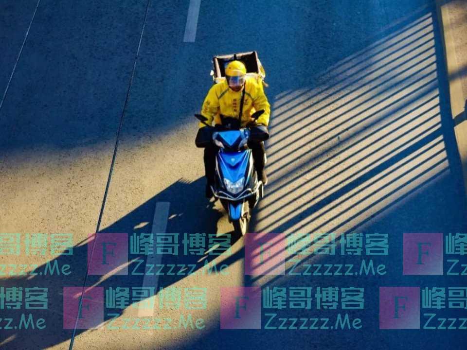 困在系统里的外卖骑手: 被算法支配的恐惧!