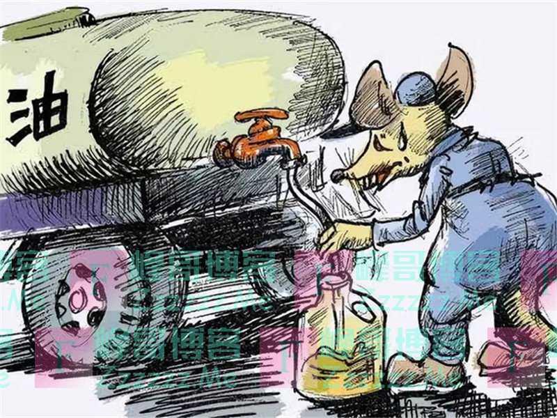 偷油贼最爱光顾柴油货车,对私家车却无兴趣,难道是看不上汽油?
