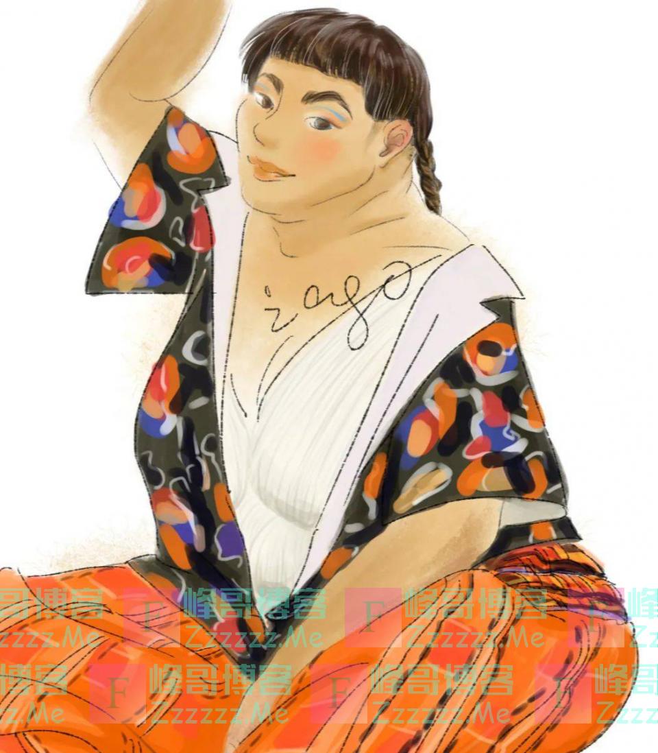 潮汕女儿的反叛:我偏要画出女人被规定的丑,画出她们的妊娠纹