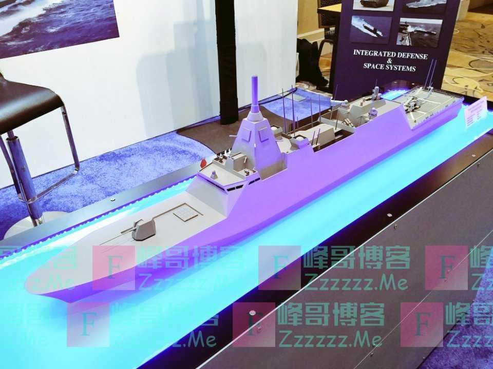 日本最新科幻战舰将下水,2艘同时建造,综合桅杆外形酷似055