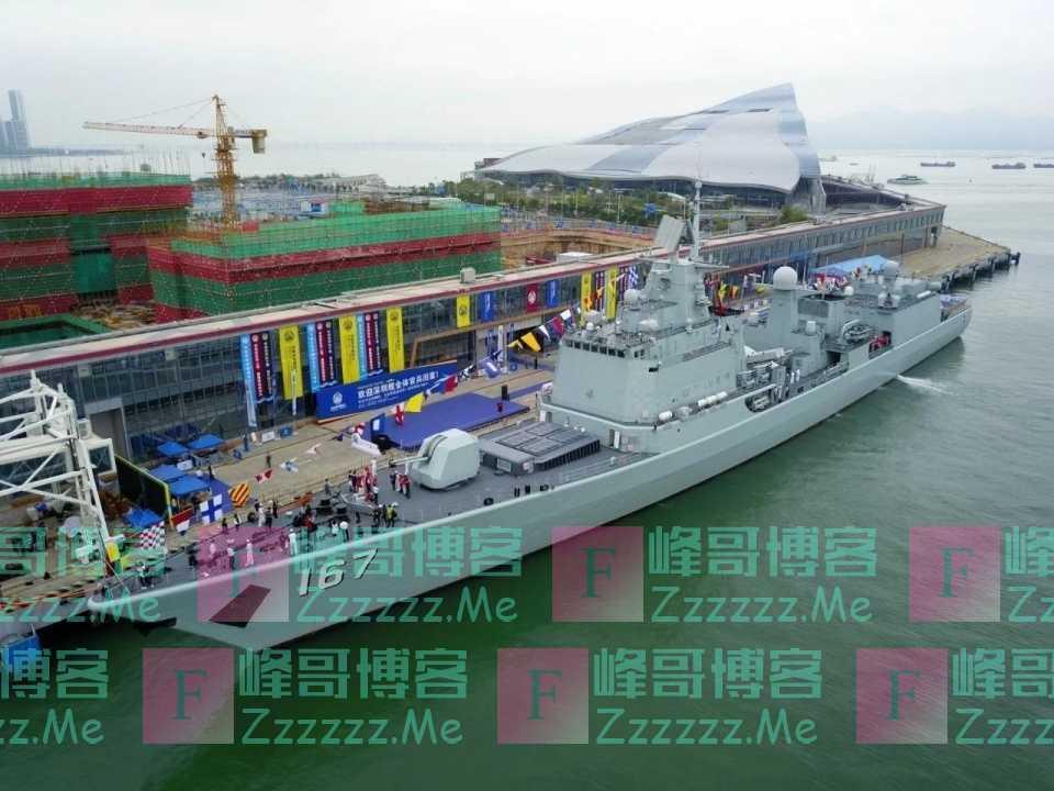"""服役15年,054护卫舰迎来大改,或换装""""小盾""""成为054B试验舰!"""