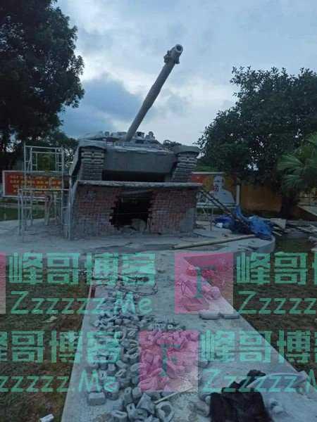 混凝土造坦克?越南军队太闲,造了辆T90泥坦克,自诩全球首座
