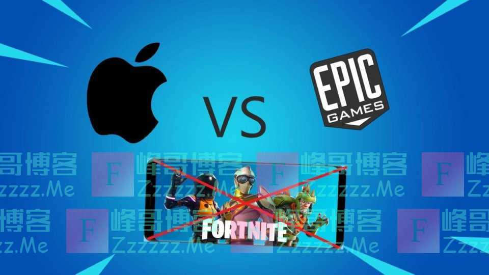 算术鬼才!Epic算了一笔账:苹果仅用12分钟就能赚一亿美刀
