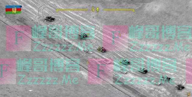 """亚美尼亚""""死亡公路""""出现:百辆坦克装甲车被摧毁,阿塞拜疆大胜"""
