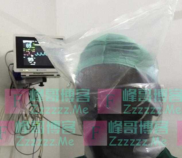 印度疫情全面爆发,医疗系统濒临崩溃!医生用塑料袋和雨衣挡病毒