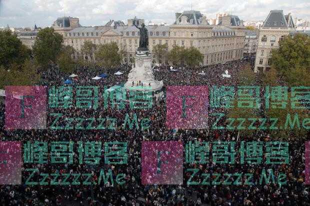 巴黎屠杀事件持续发酵,人们向死者表达敬意,官方定性为恐怖袭击