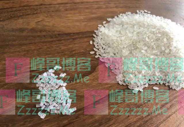 """""""塑料成本比大米高!""""市民从大米中分离出塑料,生产商叫苦不迭"""