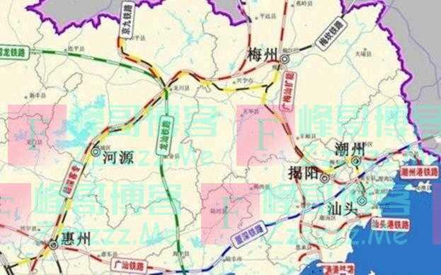 广东又在规划一条高铁,总投资423亿,经过你的家乡了吗?