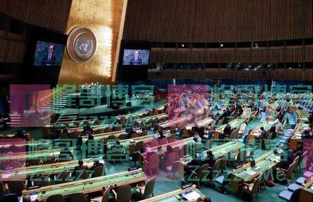 """讽刺性一幕!联合国130国通过""""反美化纳粹""""决议,仅美乌两国反对"""