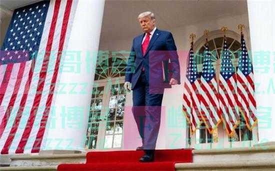 完全不给自己留退路了?特朗普打破150年传统,不出席拜登就职典礼
