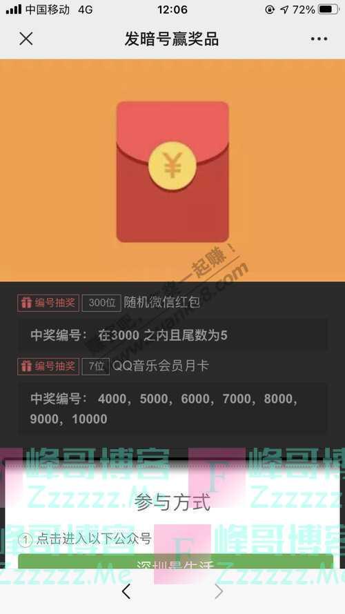 深圳最生活来了!深圳多个区发放春节留深福利!(截止不详)