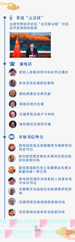 新年以来,中国元首外交看这些关键词