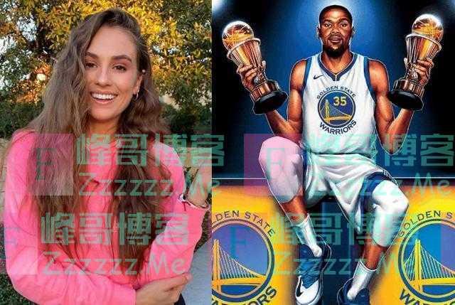 NBA又一花魁恢复单身,杜兰特机会来了!昔日绯闻女友,太美了