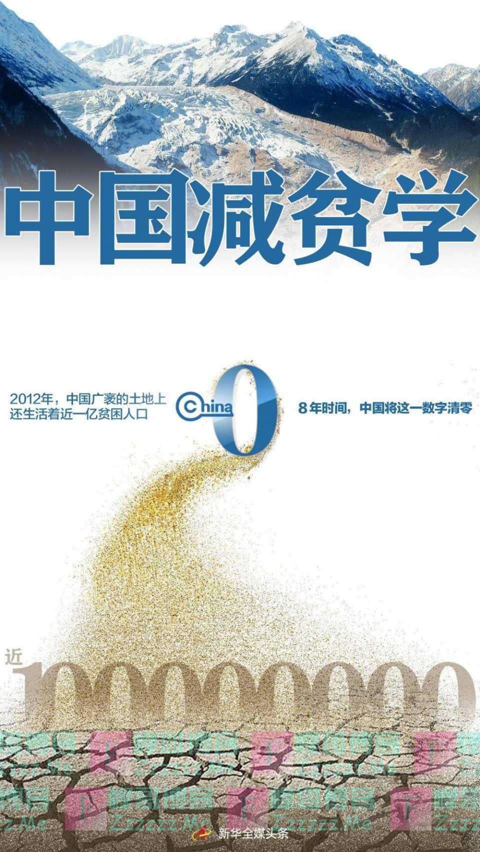 《中国减贫学》智库报告向全球发布