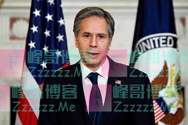 """俄军集结俄乌边境,美国务卿:俄将为""""侵略行为""""承担后果"""