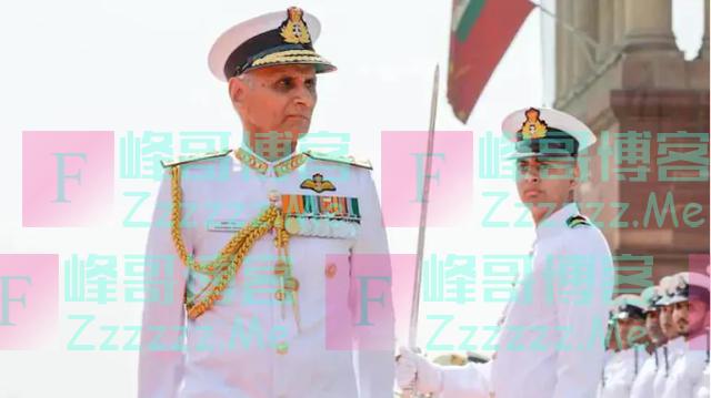 印海军高官:若情况需要,印美日澳四国海军有能力立刻联动