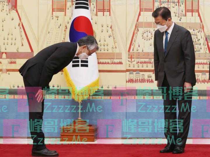 文在寅当面告诉日驻韩大使:你们政府的决定令人担忧