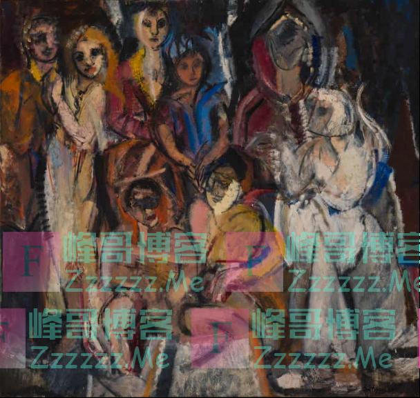 """""""女性浮出地表"""":一场颠覆艺术史""""男性凝视""""的展览"""