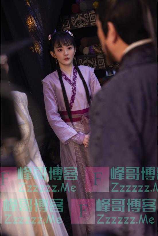 《说英雄谁是英雄》杨晗诠释青春武侠侍女沫儿