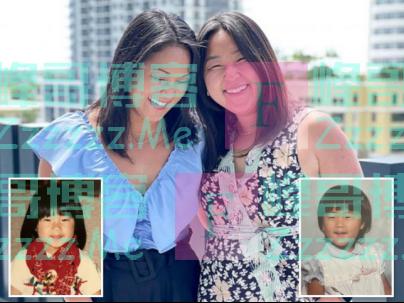 双胞胎姐妹出生就被不同家庭领养 36岁生日时重聚