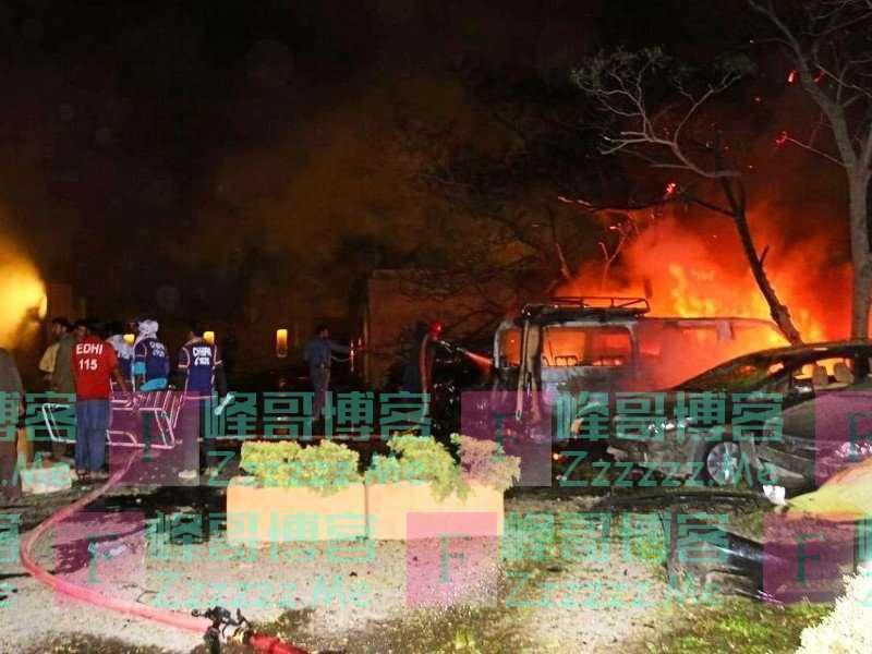 巴基斯坦塔利班运动宣称对奎达酒店爆炸事件负责