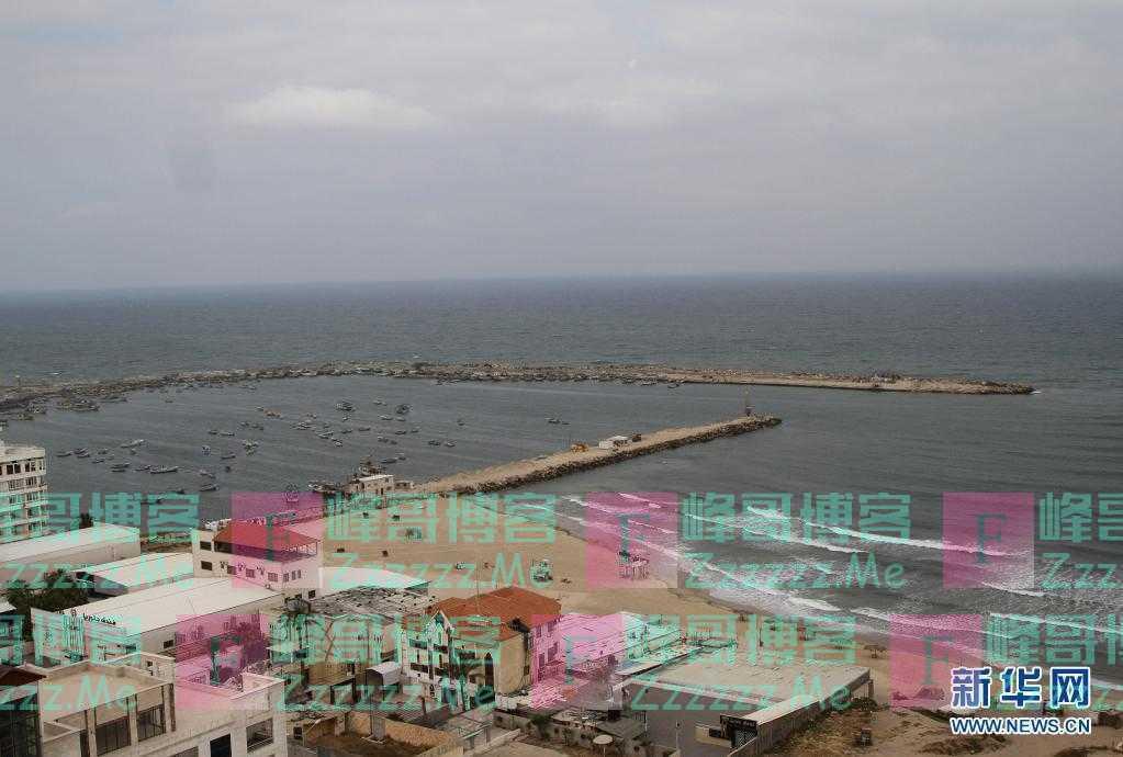 以色列关闭加沙地带捕鱼区